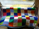 Magpie Monday - handmade blankets